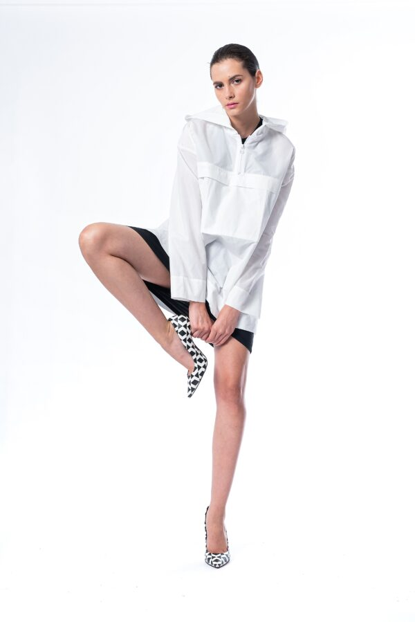 Performance long jacket_SS21 the_line_project