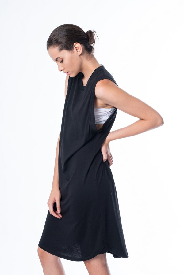 sleeveless dress__SS21 the_line_project