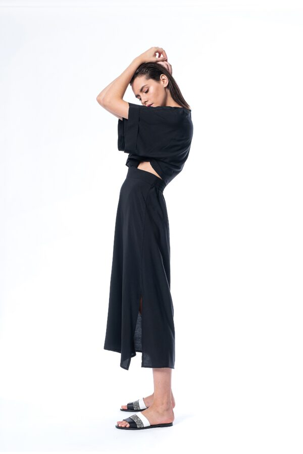 midi dress_SS21 the_line_project