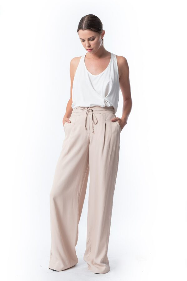 straight leg pants_SS21 the_line_project