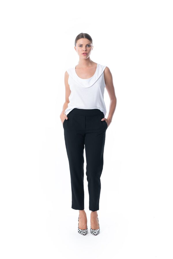 tapered pants_SS21 the_line_project