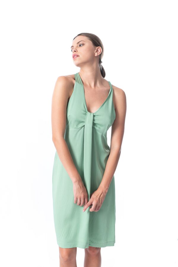 satin dress_SS21 the_line_project